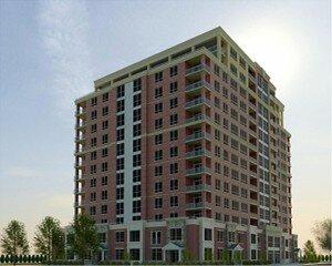 Molinaro development at Brock and Elgin, Burlington