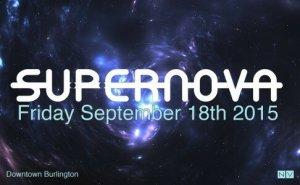 Supernova Sept 18 2015