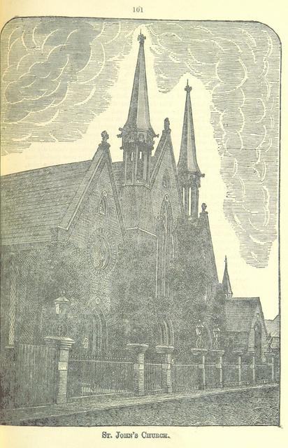 St. John's Church, Usk Road, Battersea