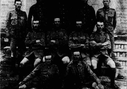 The Caddies of Walton Heath Golf Club, 1904-1924