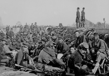 Frederick Wünsch: American Civil War veteran, a mind unseated by tragedy