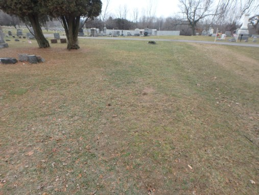Robert Styles family plot St Josephs Cemetery Auburn NY 1