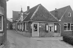 House in Aagtekerke, Veere, Zeeland, The Netherlands, 1963