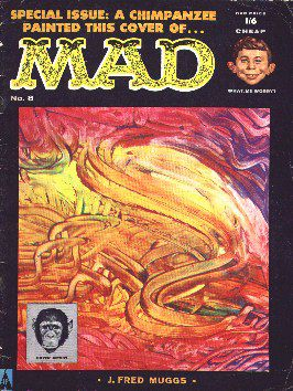 Mad Magazine UK - My Collection and general database