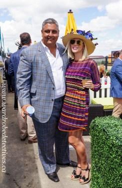 Sonny Mottahed & Katrina Olson-Mottahed, Packwood Grand 2015 style