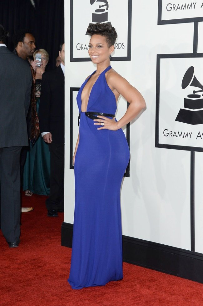 WTFSG-2014-grammy-awards-red-carpet-alicia-keys