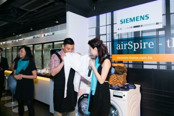 Siemens \'Home Master\' Range Launches In HK