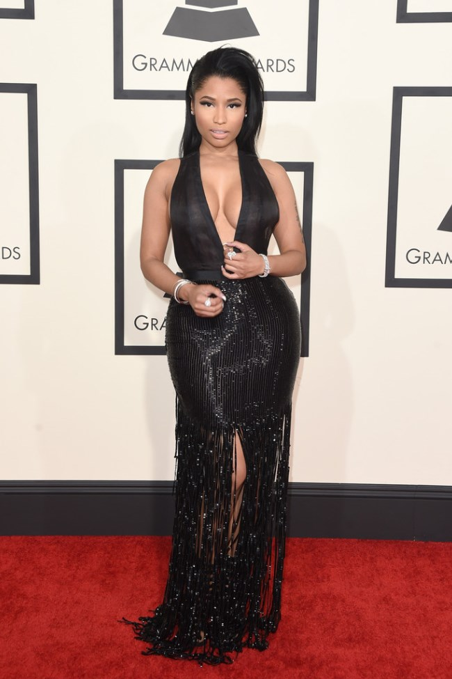 WTFSG_2015-grammy-awards-red-carpet-style_Nicki-Minaj