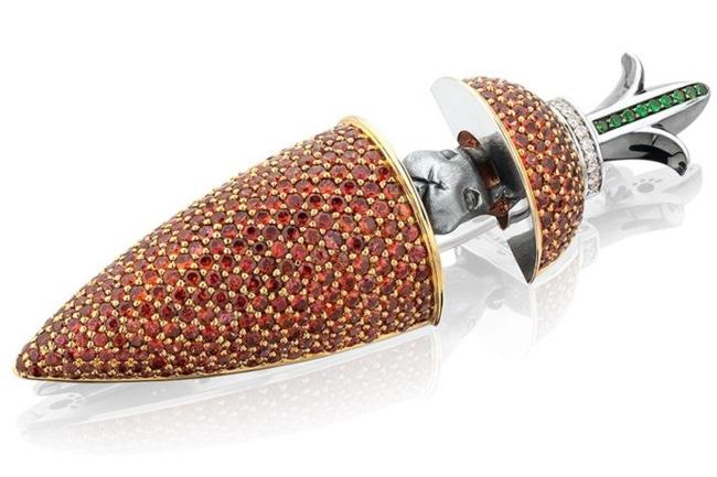 WTFSG_carrot-brooch-jewelry-designer-vladimir-markin