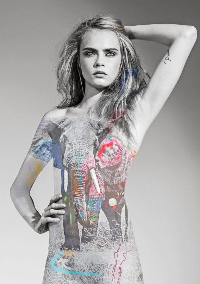 WTFSG_Cara-Delevingne-Naked-Animal-Rights-Campaign_2