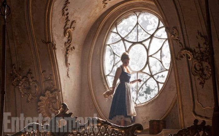 emma-watson-beauty-beast-castle-blue-dress-photo
