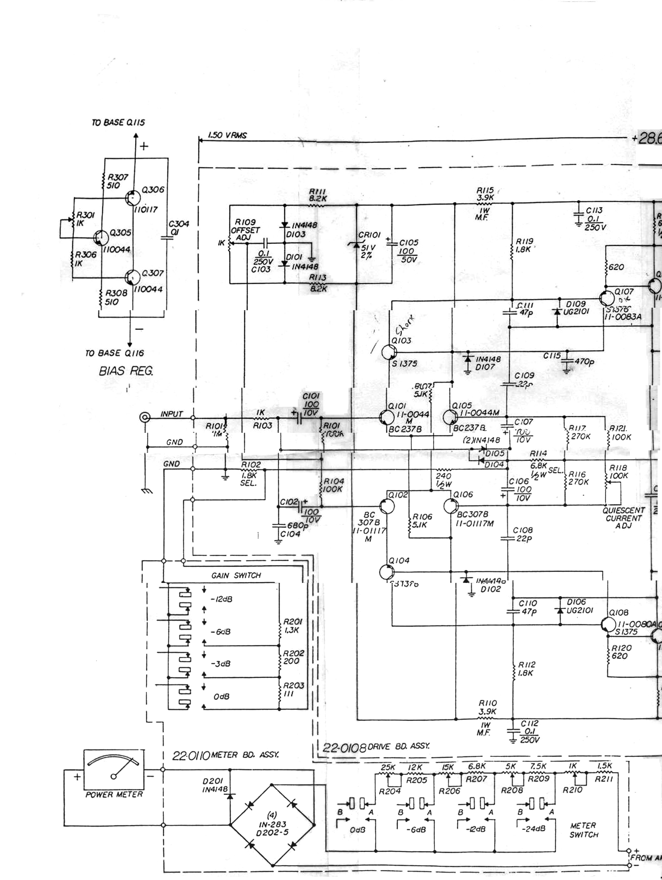Sae 11 And Sae 11 Transistors