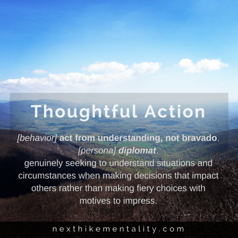 Thoughtful Action
