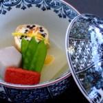 六方小芋の煮付け