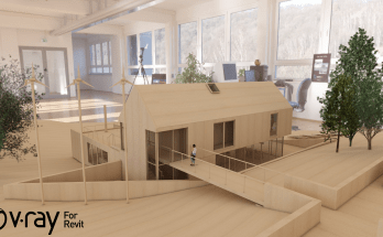 V-Ray 3.7 for Revit Free Download