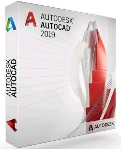 Autodesk AutoCAD 2019 Crack With Serial Number Download