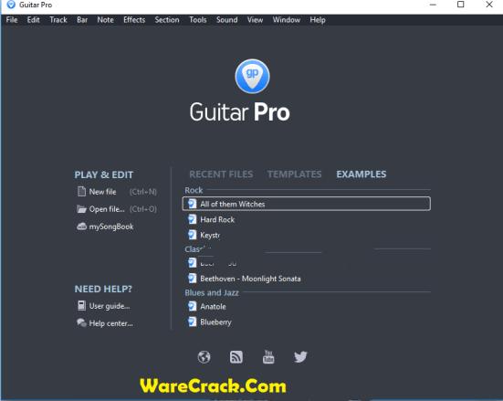 Guitar Pro 7.5.0 Full Version