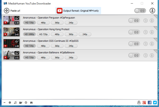 MediaHuman YouTube Downloader Full Version