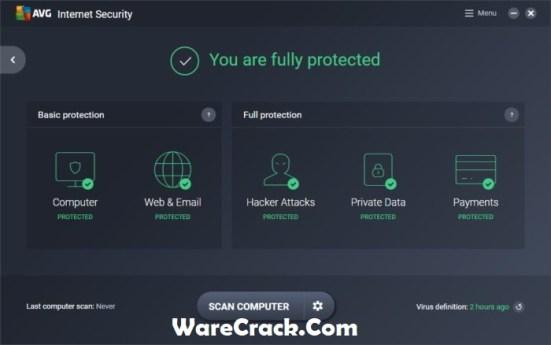 AVG Internet Security 2019 License Key