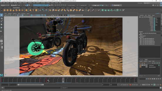 Autodesk Maya 2019 Product Key Full Version Free Download