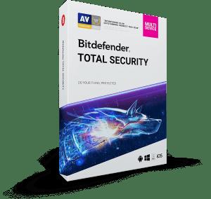 Bitdefender Total Security 2019 Crack