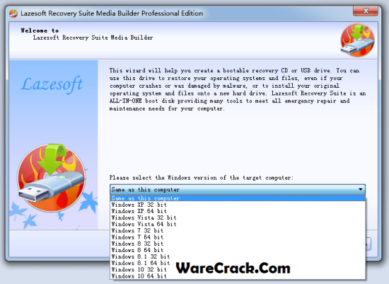 Lazesoft Windows Recovery License Key