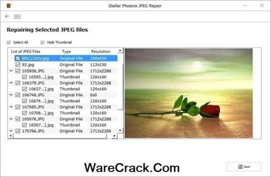 Stellar Phoenix JPEG Repair License Key