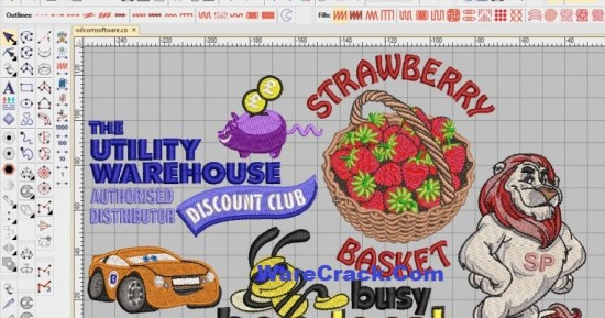 Wilcom Embroidery Studio E4.5 Free Download With Crack