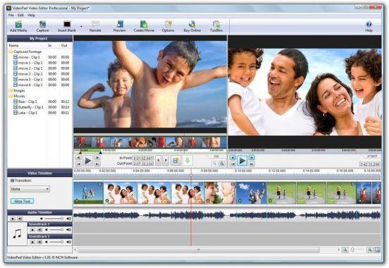 NCH VideoPad Video Editor Pro License Key
