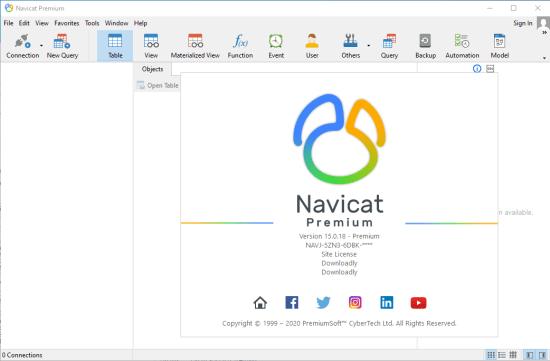 Navicat Premium License Key