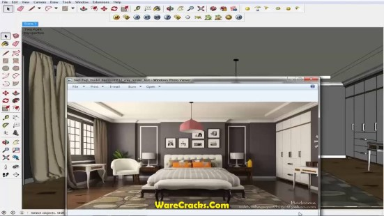 VRay for SketchUp 2019 Crack + License Key Free Download