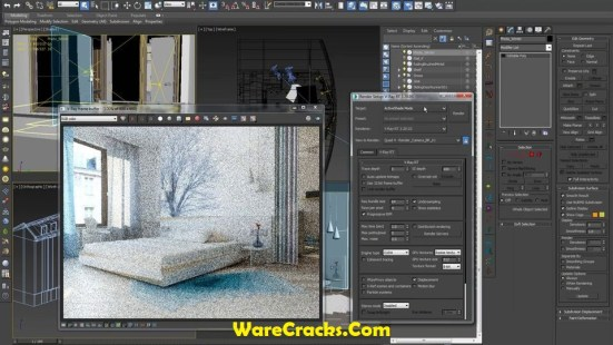 VRay for 3ds Max 2019 Free Download