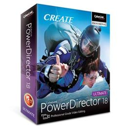 CyberLink Powerdirector Crack Download