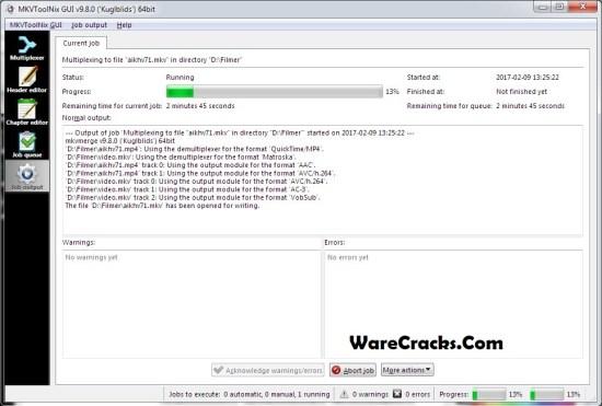 MKVToolNix Keygen Portable for Windows Mac Download