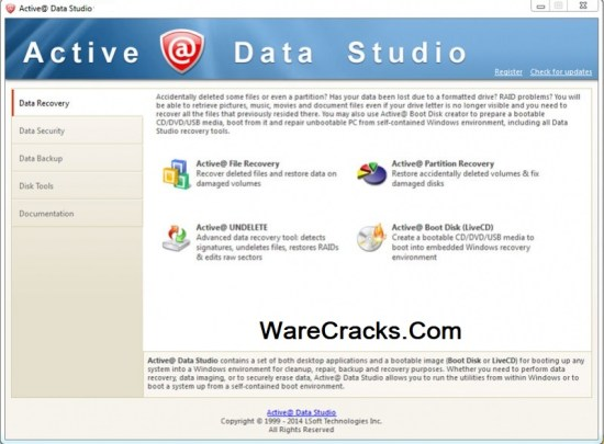 Active Data Studio Serial Key