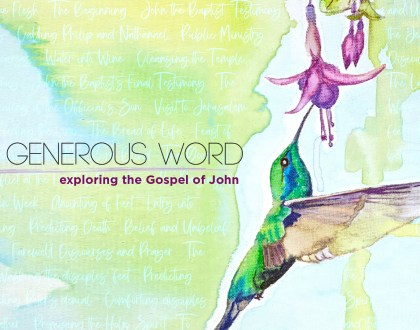 Remembering the Generous Word