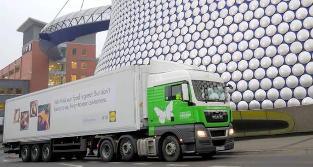 Growth to drive Birmingham logistics firm into UK's Top 100