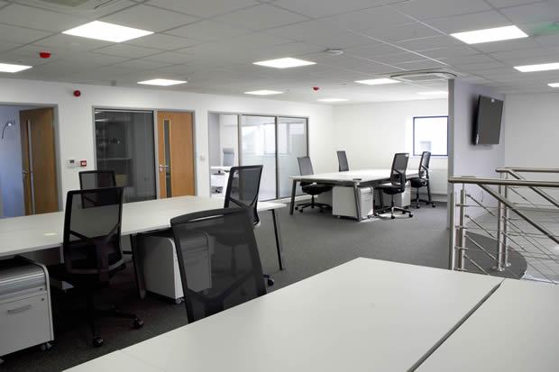 Nexus Design & Implement Warehouse Office Mezzanine solution for
