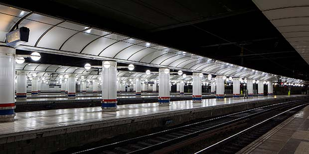 Goodlight gives more light for less at Network Rail's Liverpool