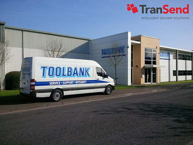 Toolbank goes live with TranSend ePOD and integrated Route