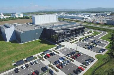 Minus 35 degrees: Jungheinrich builds fully automated warehouse for blood plasma