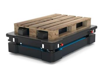High capacity mobile robot optimises internal logistics flow