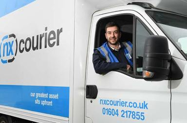 Couriers' top five tips for winter driving