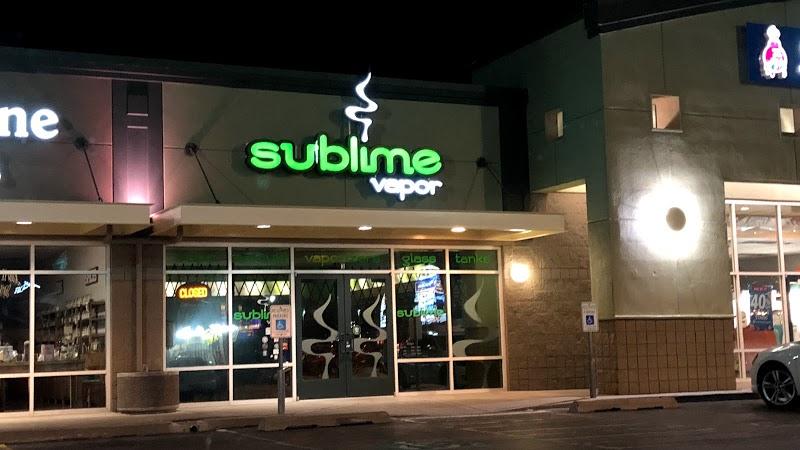sublime vapor vape shop in spokane
