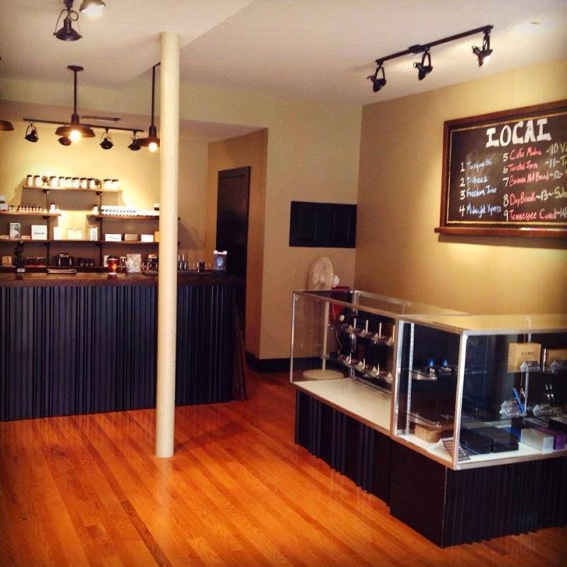 the local vapor vape shop in