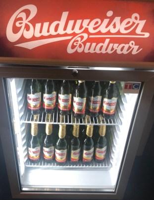 Budvar fridge # 2