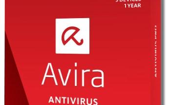 Avira Antivirus Pro Key till 2099