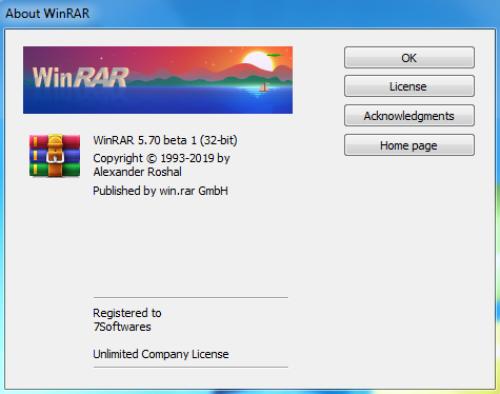 WinRAR Crack Licence Key