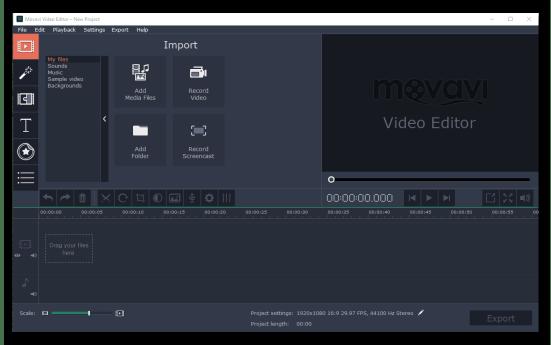 Movavi Video Editor Serial Key