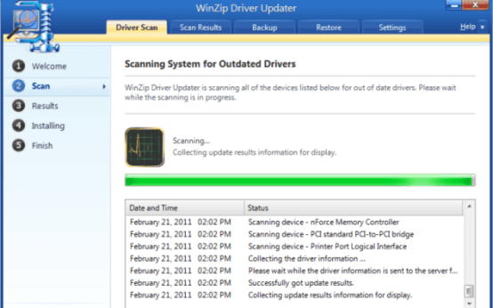 WinZip Driver Updater License Key